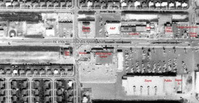 1963 - Palm Springs Mile from about W. 9th Avenue to W. 6th Avenue, Hialeah