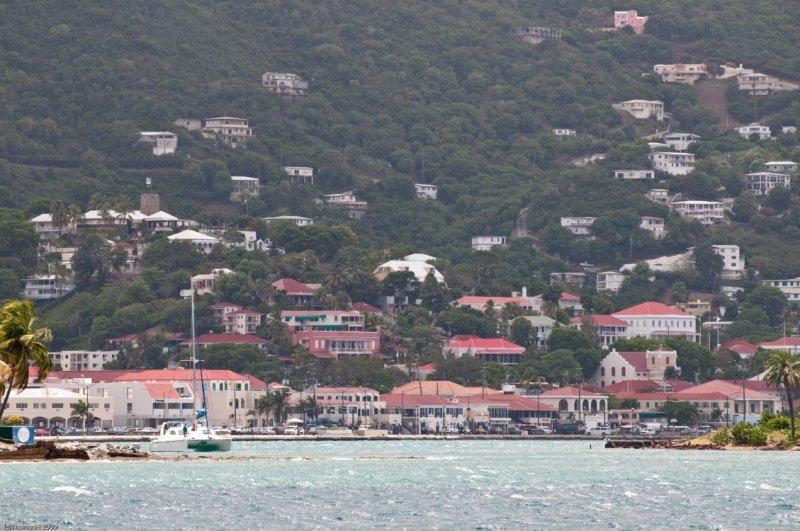 n6115 Haulover Cut to Charlotte Amalie