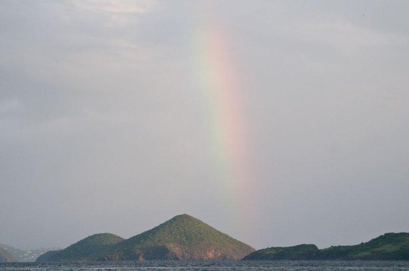n6395 Morning rainbow