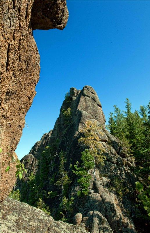 Pillar Mitra  (STOLBY NATIONAL PARK)