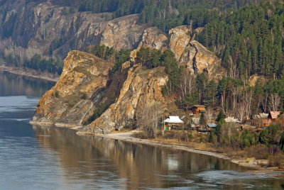 Enisey River (near Krasnoyarsk)