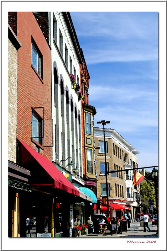 Ithaca Commons Storefronts