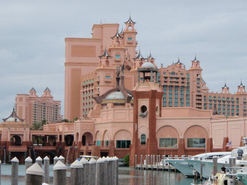 Atlantis and Marina (Many Yachts -- Wheres Mine??)