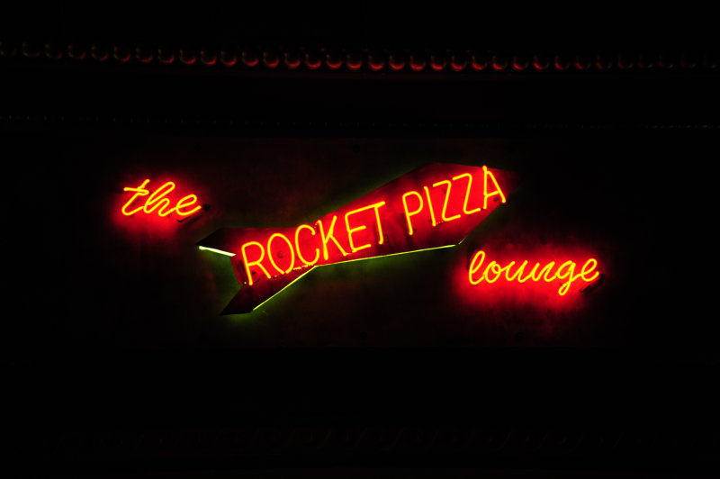Rocket Pizza Lounge