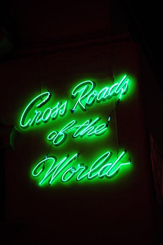 Cross Roads of the World