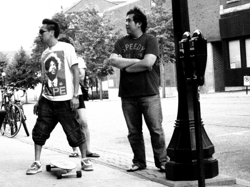 Champaign Skater
