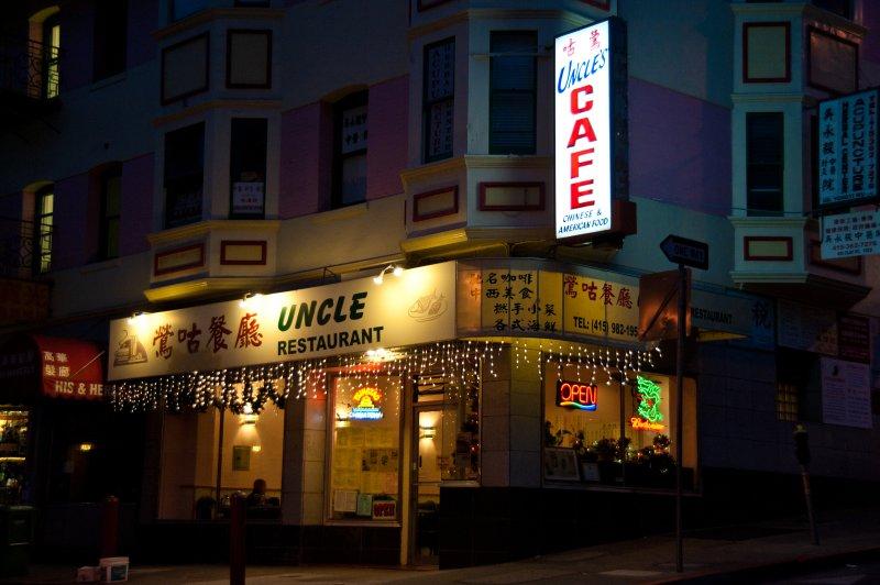 Uncles Cafe