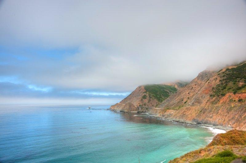 Blue Green Sea