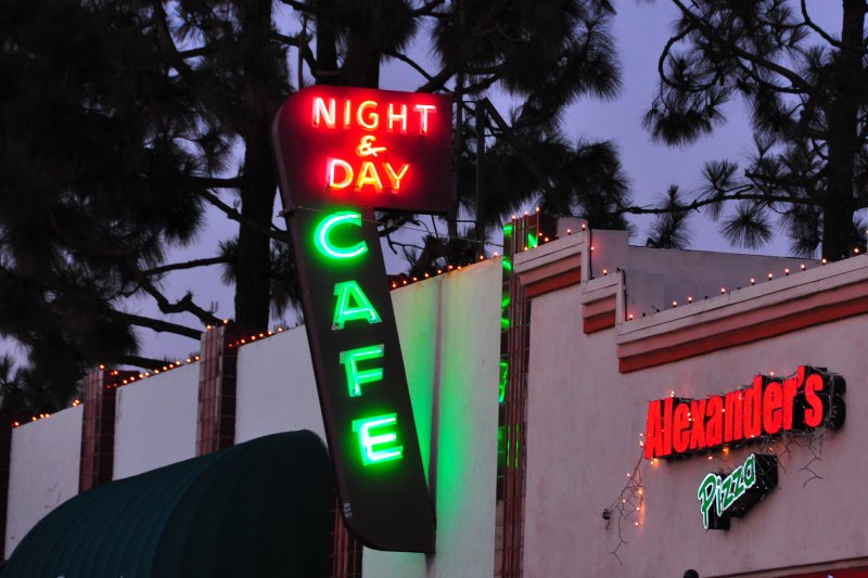 Night & Day Cafe