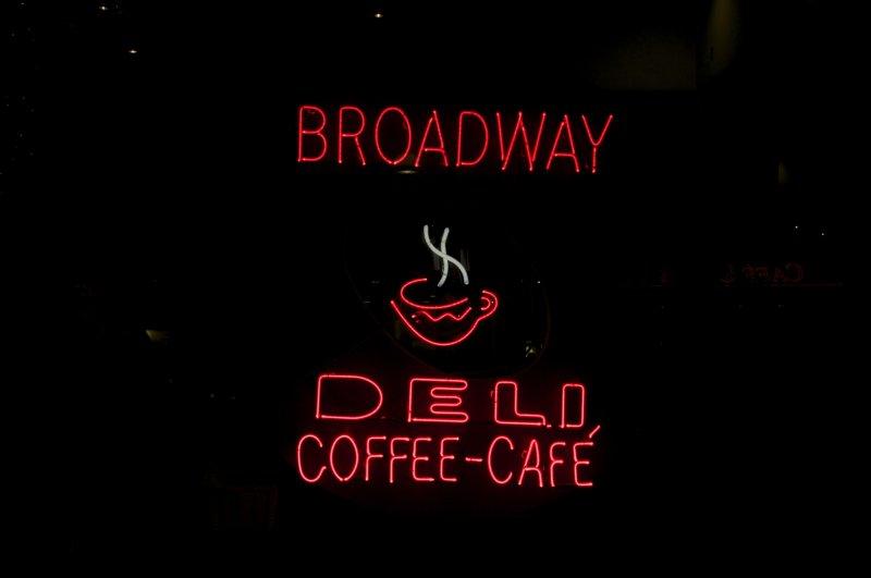 Broadway Deli, Santa Monica CA