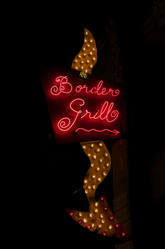 Border Grill, Santa Monica CA