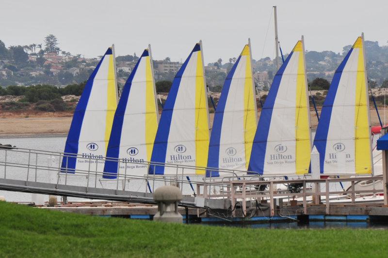 Hilton Sails
