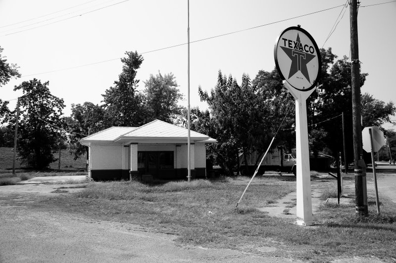 Old Shawnee Texaco