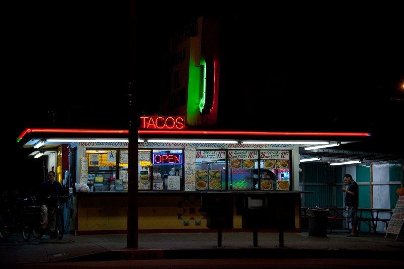 Tacos (Green Arrow)