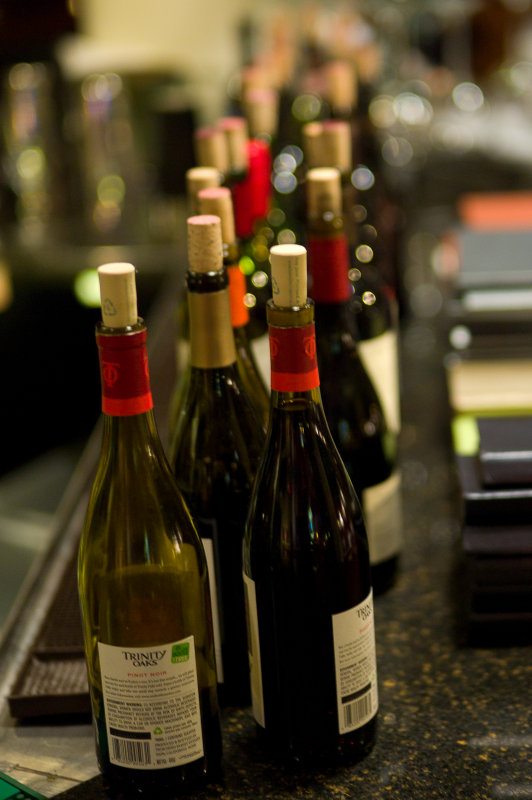 Wines by the Glass - Jim Gould
