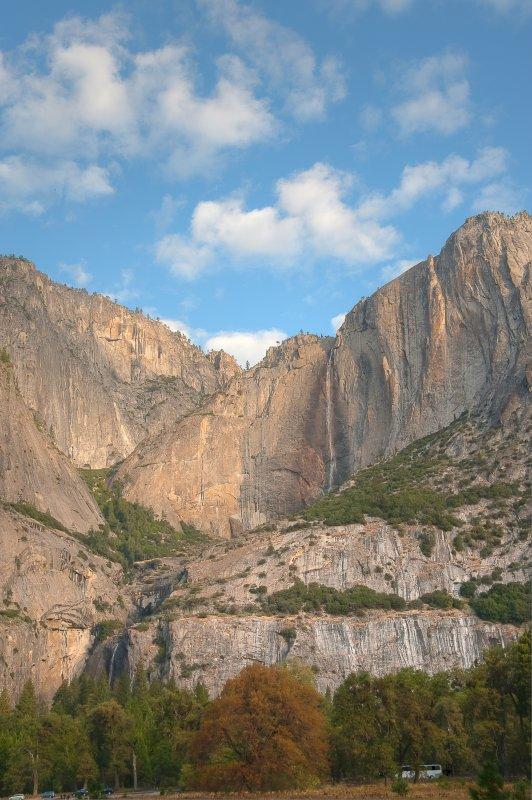 Yosemite Upper & Lower Falls HDR