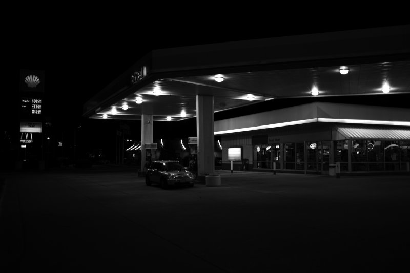 Shell Gibson City