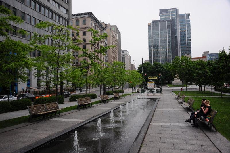 Victoria Square Day