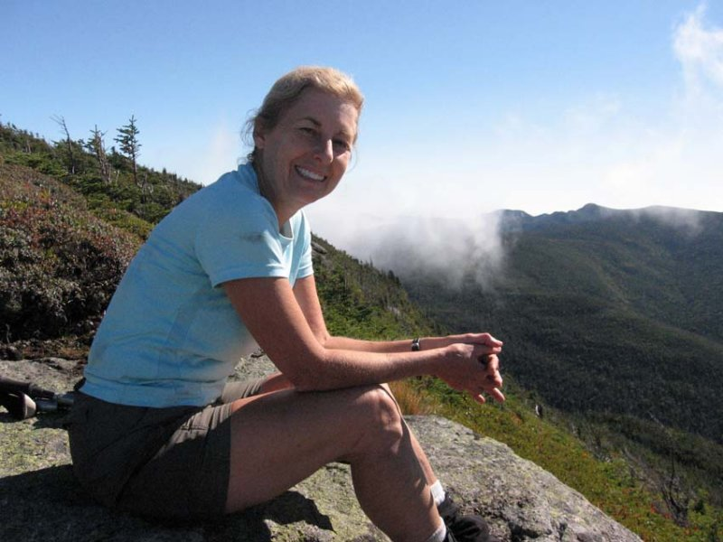 mary ann on mount colden