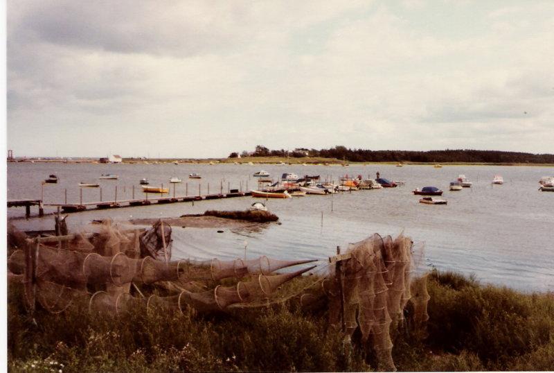 Udbyhøj camping Randers fjord