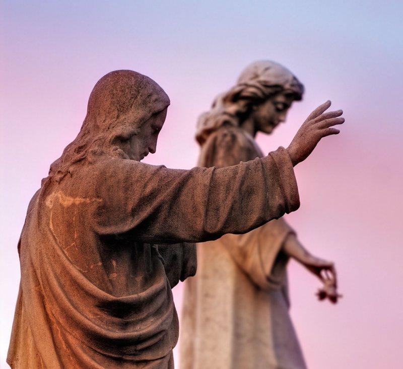 Hands of Mercy