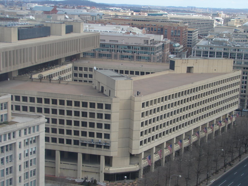 J. Edgar Hoover FBI Building