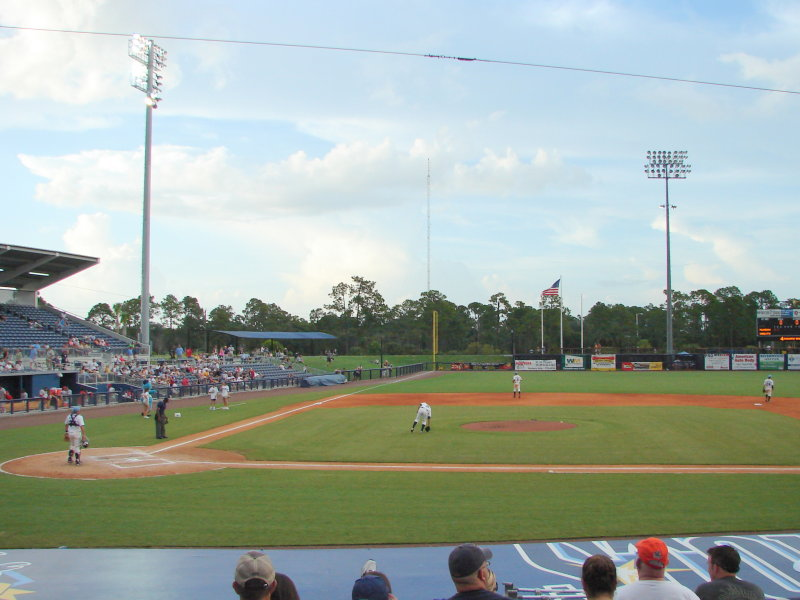 Stone Crabs win game two of the doubleheader 3-2