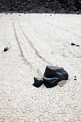I brake for rocks