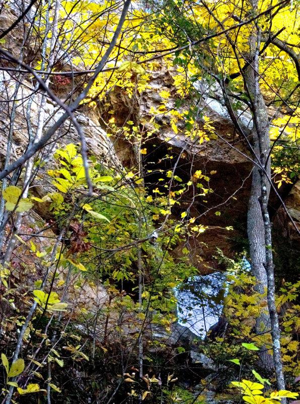 Huckleberry Arch