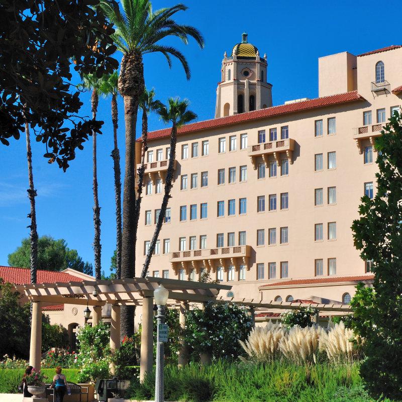 U.S. Court of Appeals. Former Vista del Arroyo Hotel