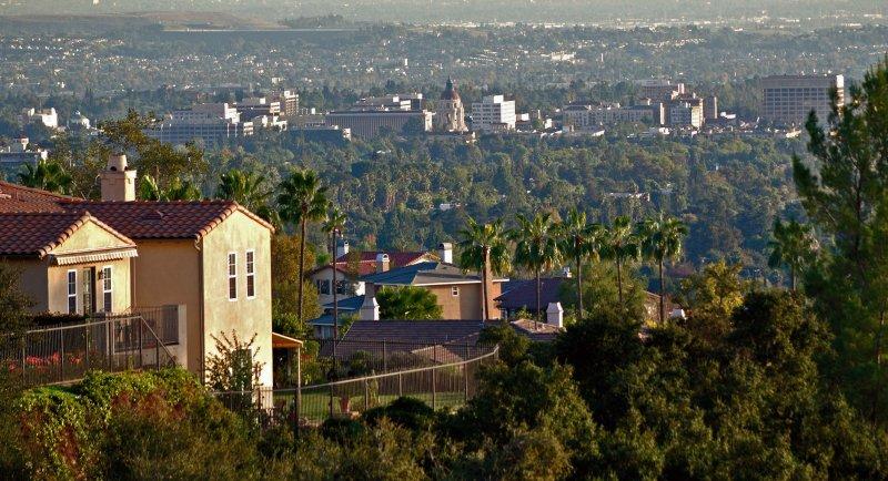 View From Altadena Meadows Neighborhood