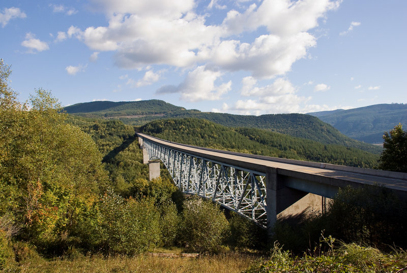 Bridge on the Way to Mt St Helens