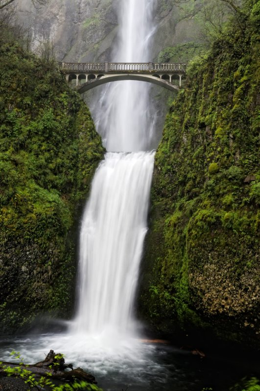 Multnomah Falls 2009