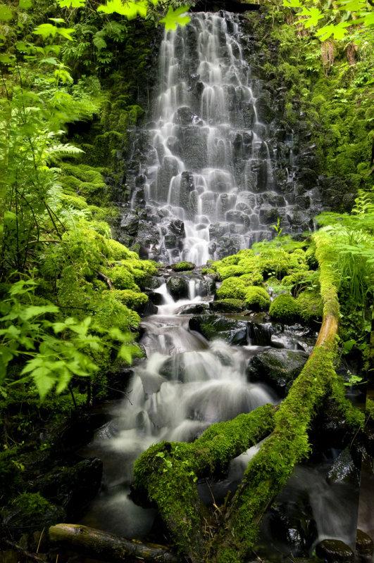 Waterfall - Munra Creek