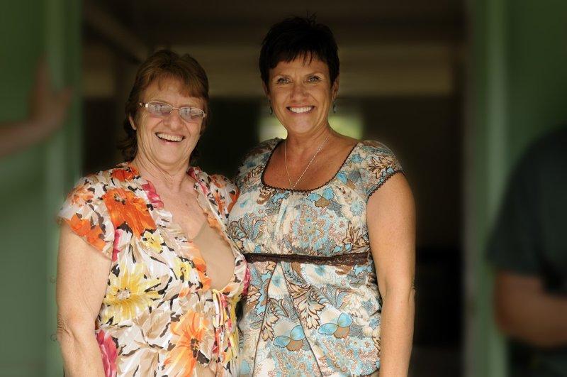 Margaret & Julie