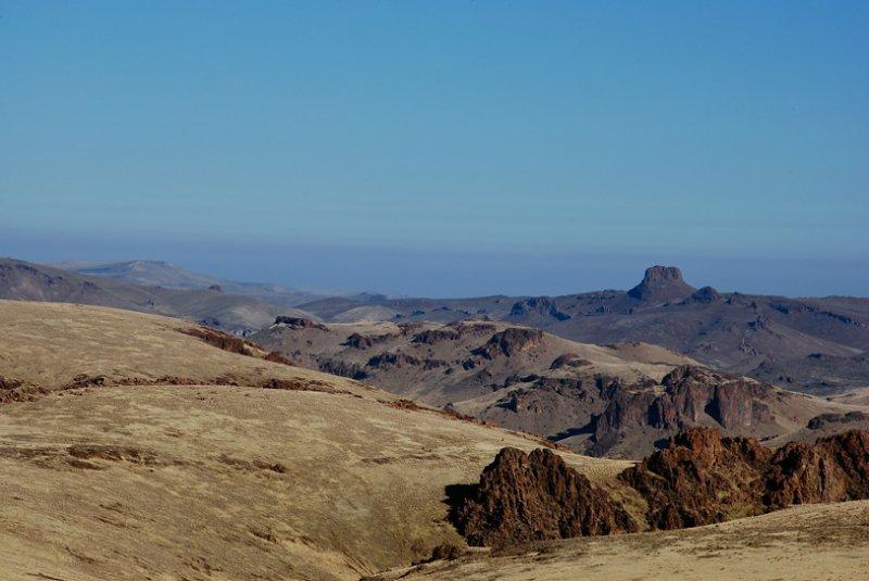 Rolling Hills of the Owyhee