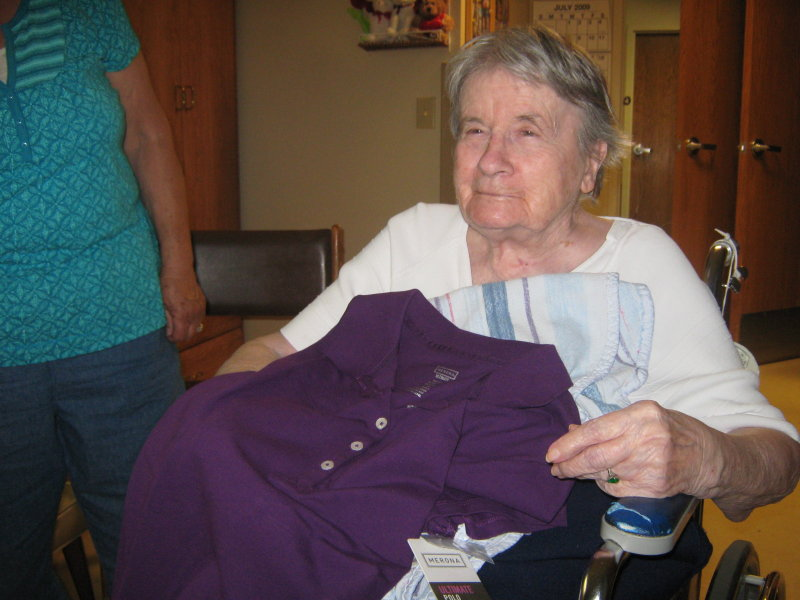 Grandma H - New shirt