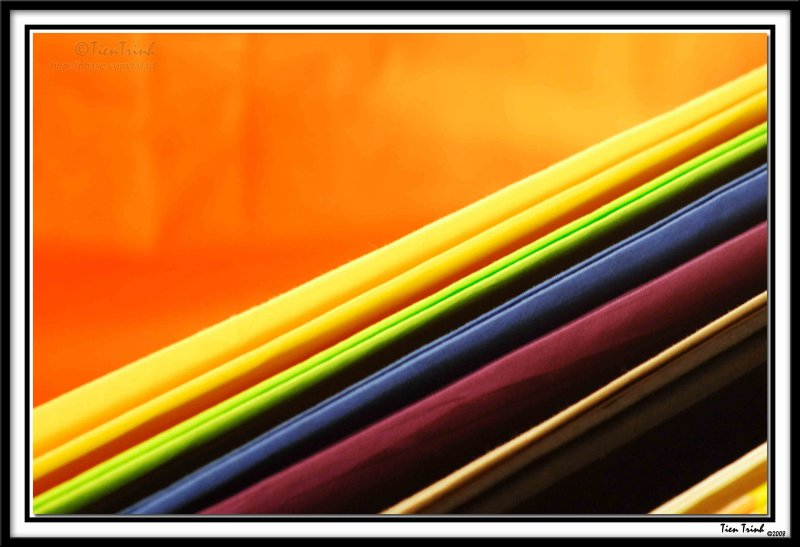 Lines of Colors