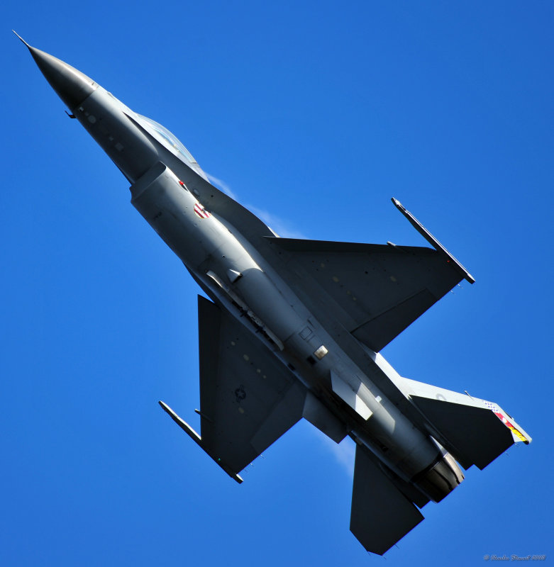 F-16 Viper East Demonstration Team