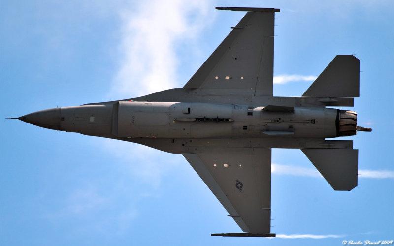 F-16 Viper East Demo Team