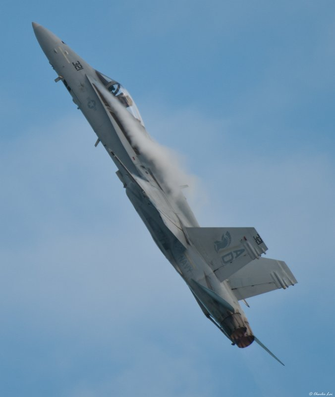 F/A-18 from the VFA-106 Gladiators