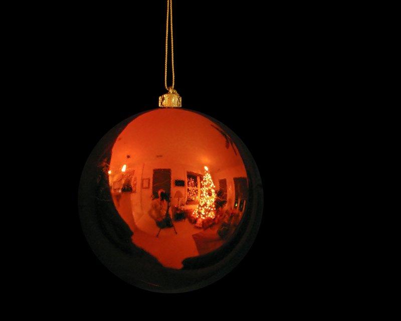 Christmas Twice Reflected