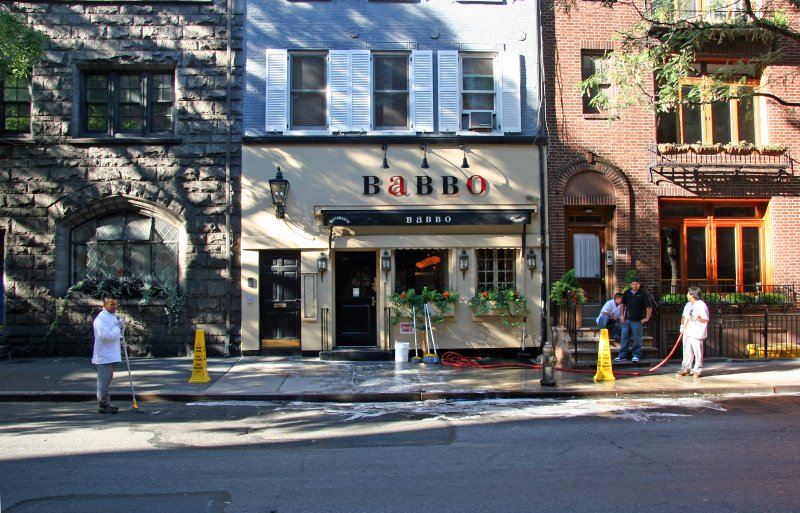 Babbo Restaurant