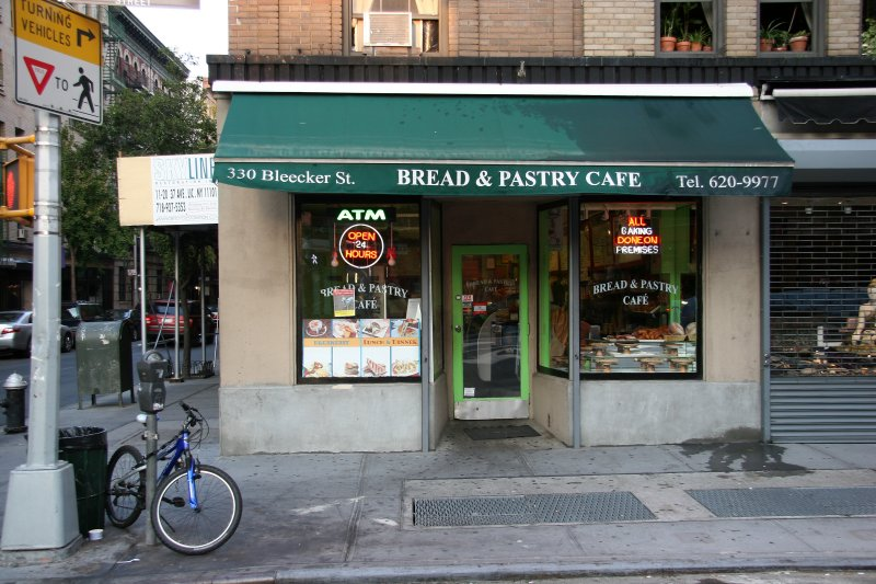 Bread & Pastry Cafe