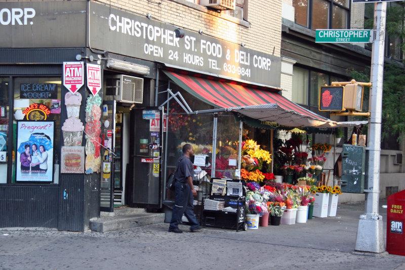Christopher Street Food & Deli Corp.