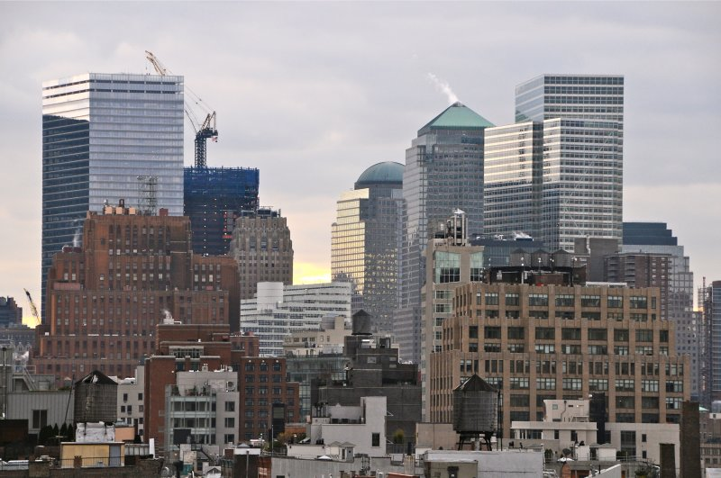 Downtown Manhattan World Trade Center