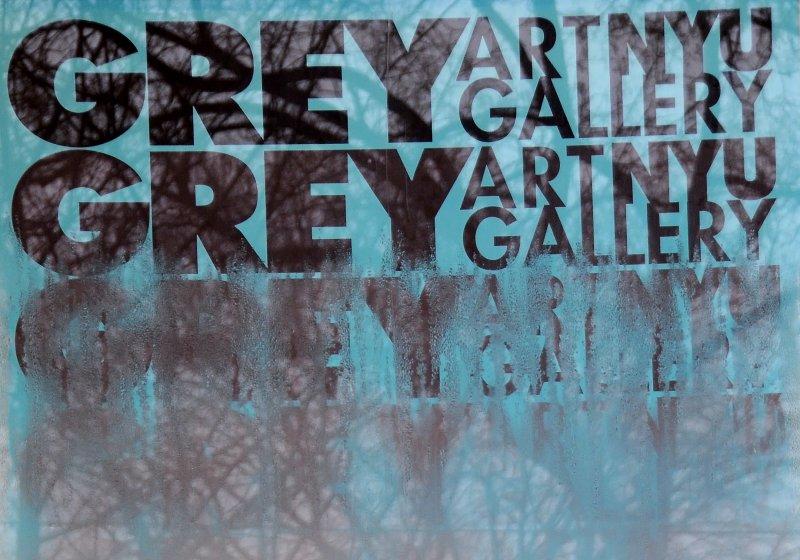 NYU Grey Gallery
