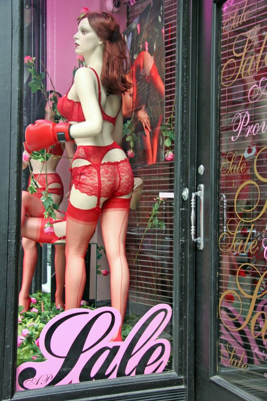 Agent Provocateur - Love Me Tender... or Else