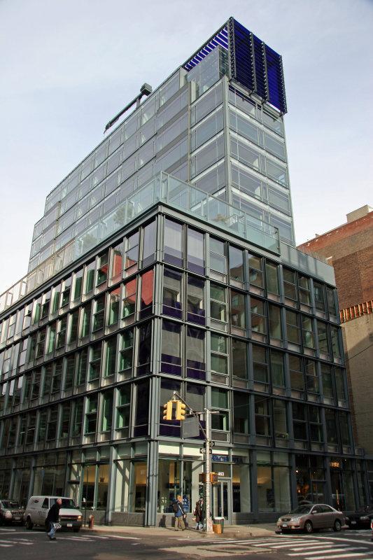 Jean Nouvels Residential Building