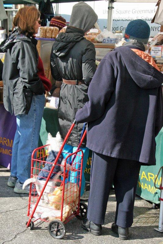 Farmers Market - Shoppers